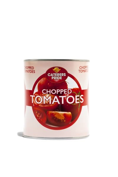 RC Italian Chopped Tomatoes 800g