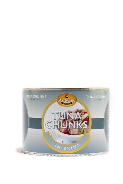 Tuna Chunks in Brine 1.7kg