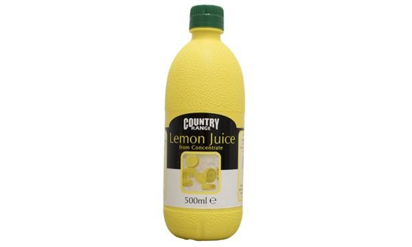Country Range Lemon Juice