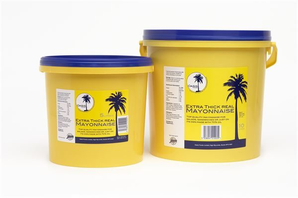 Extra Thick Mayonnaise 5 & 10ltr