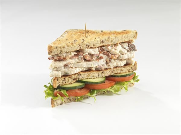 Chicken and Bacon Mayonnaise Filling