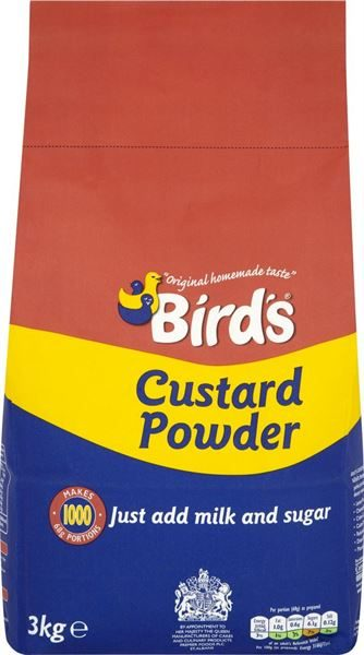 Birds Custard Powder (Add Milk)