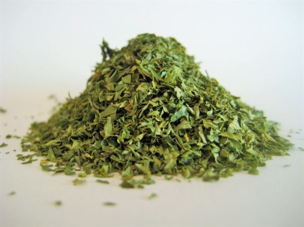 Parsley Rubbed