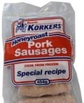 Korkers Catering Sausages