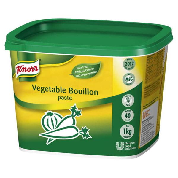 Knorr Vegetable Bouillon Paste