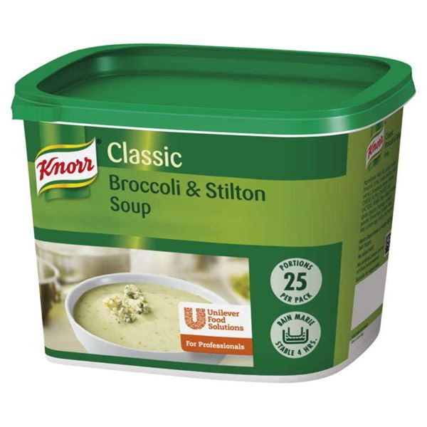 Knorr Classic Broccoli and Stilton Soup
