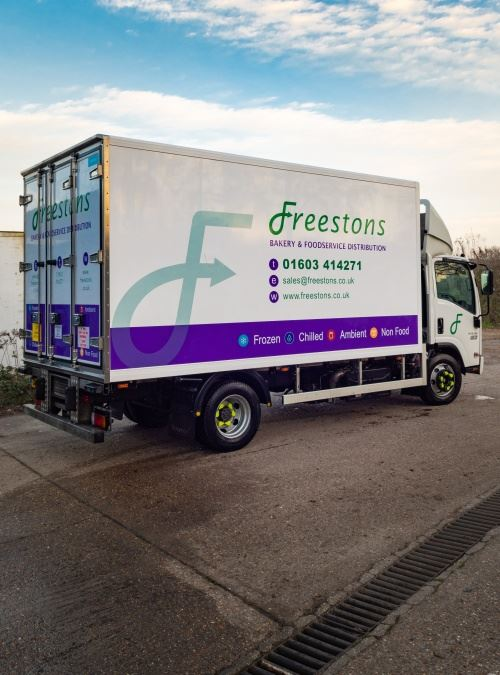 Freestons Lorry Picture (New)