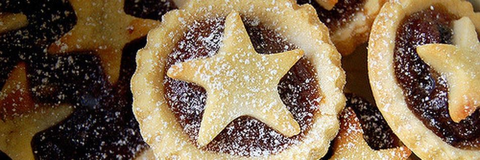 Mincemeat Pastry Mince Pies