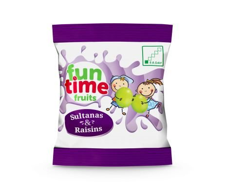 Funtime Fruits Raisins and Sultanas
