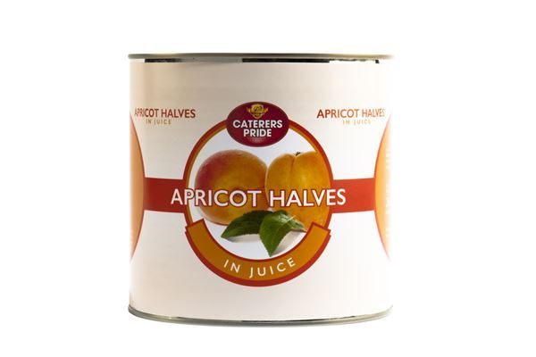 Apricot Halves in Juice