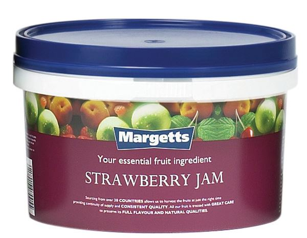 Margetts Strawberry Jam