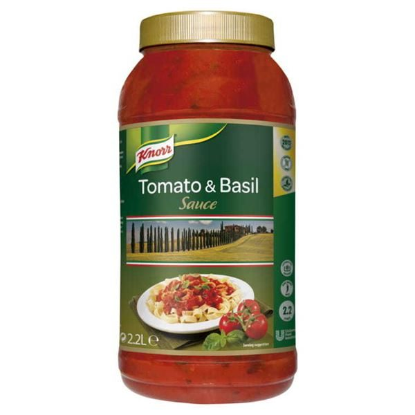 Knorr Tomato and Basil Sauce