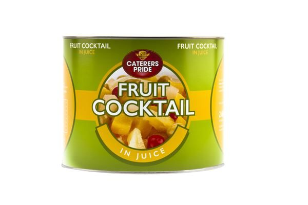 Fruit Cocktail In Juice 2.65kg