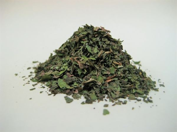 Mint Rubbed